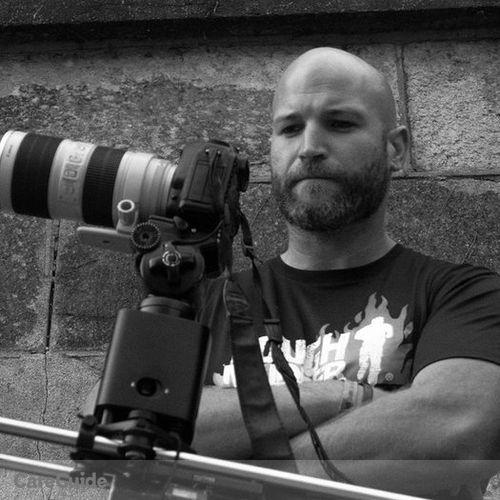 Videographer Provider Jeff Dean's Profile Picture