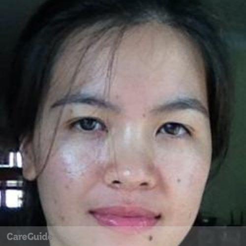 Canadian Nanny Provider Josie Quiao's Profile Picture