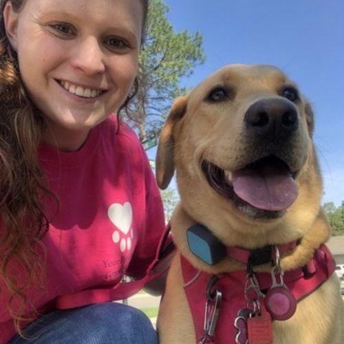Pet Care Provider Anna V's Profile Picture