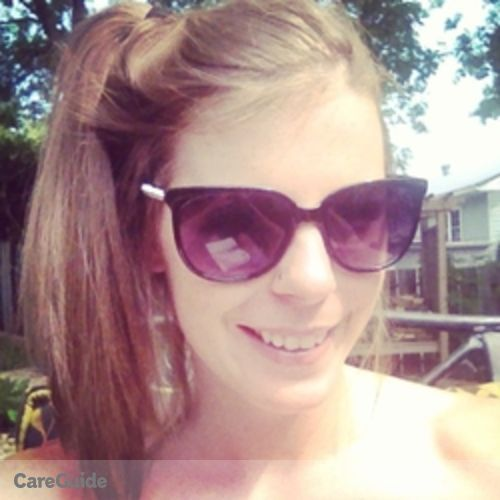 Canadian Nanny Provider Taylor Sherrit's Profile Picture