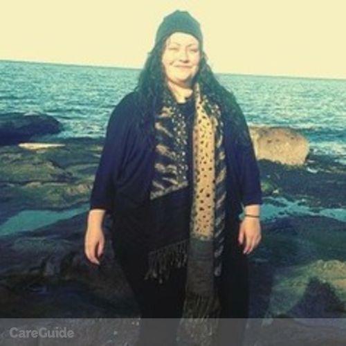 Canadian Nanny Provider Alexandra U's Profile Picture