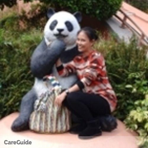Canadian Nanny Provider Lourdes Bernadette Quiano's Profile Picture