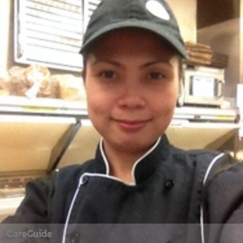 Canadian Nanny Provider Anna Liza G's Profile Picture