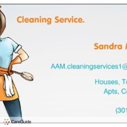 Housekeeper Provider Sandra Medrano's Profile Picture