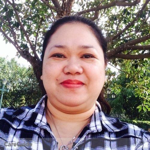 Canadian Nanny Provider Jane Opulencia's Profile Picture
