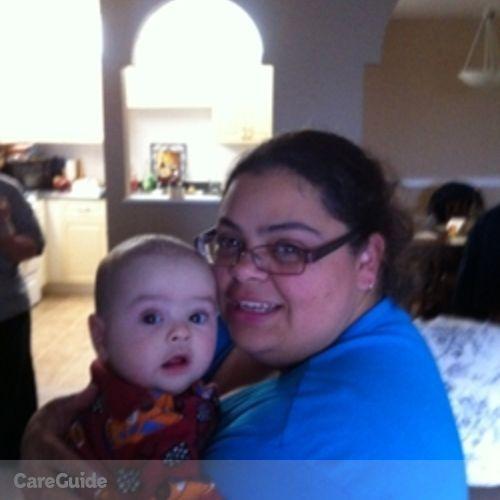 Canadian Nanny Provider Sabrina P's Profile Picture