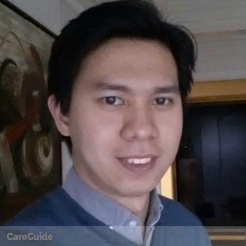 Elder Care Provider John Richie Delos Santos's Profile Picture