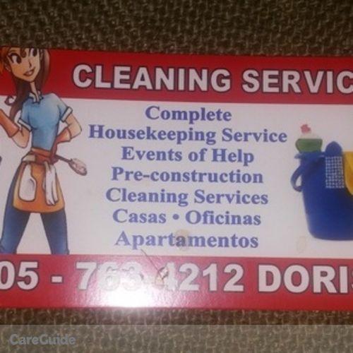 Housekeeper Provider Doris R's Profile Picture