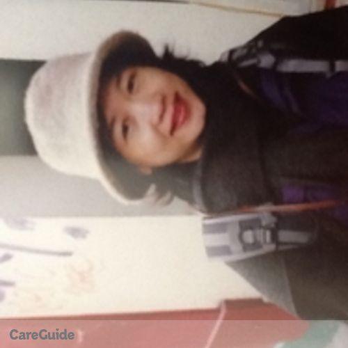 Canadian Nanny Provider Ann Hsu's Profile Picture