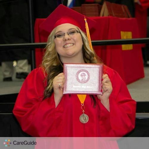Child Care Provider Allie M's Profile Picture