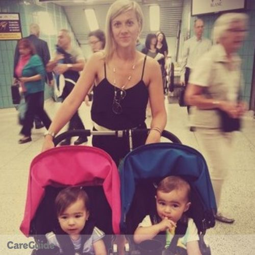 Canadian Nanny Provider Sylwia Lesner's Profile Picture