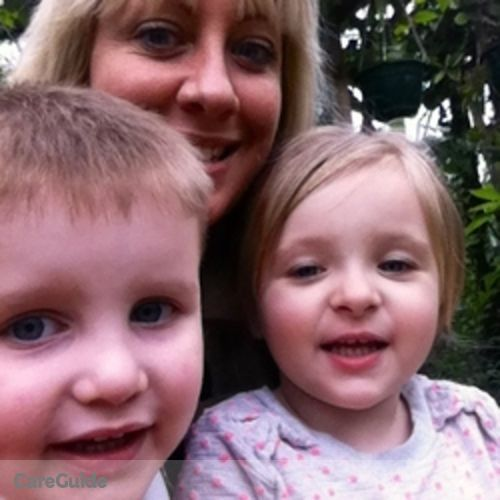 Canadian Nanny Provider Anne-Marie Bishop's Profile Picture