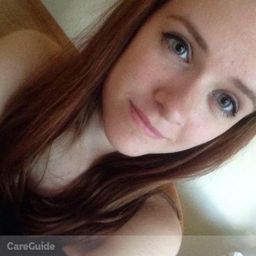 Canadian Nanny Provider Monica Zawierski's Profile Picture