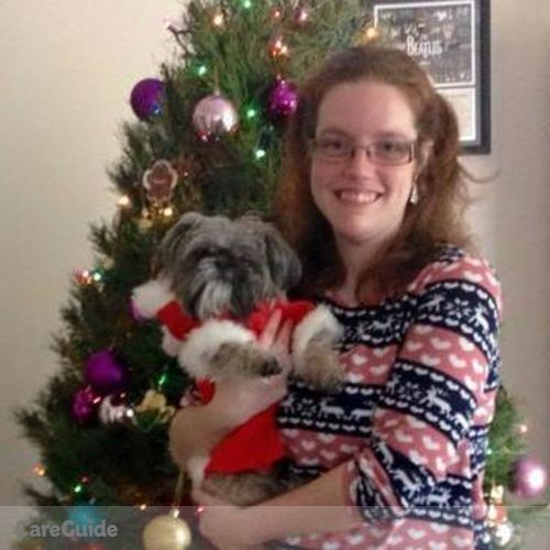 Pet Care Provider Courtney Ellison's Profile Picture