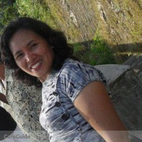 Canadian Nanny Provider Maria Elena Bagunu's Profile Picture