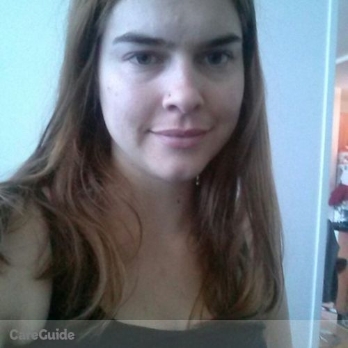 Canadian Nanny Provider Emily Phillips's Profile Picture