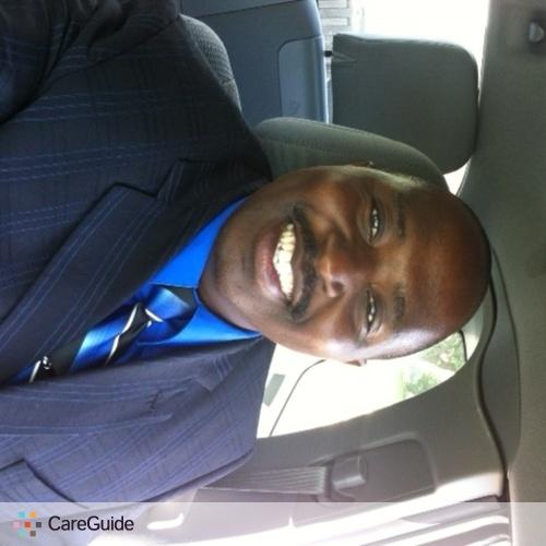 House Sitter Provider Michael Mutinda's Profile Picture