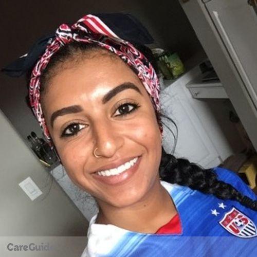 Pet Care Provider Celeste Garcia's Profile Picture