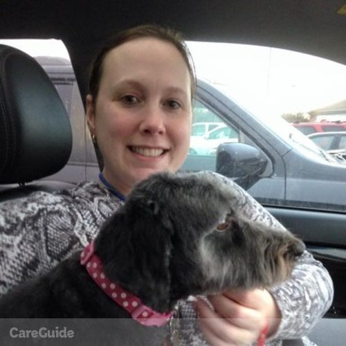 Pet Care Provider Sarah Vincent's Profile Picture