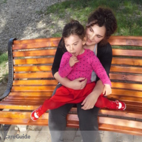 Canadian Nanny Provider Ana Mchedlishvili's Profile Picture