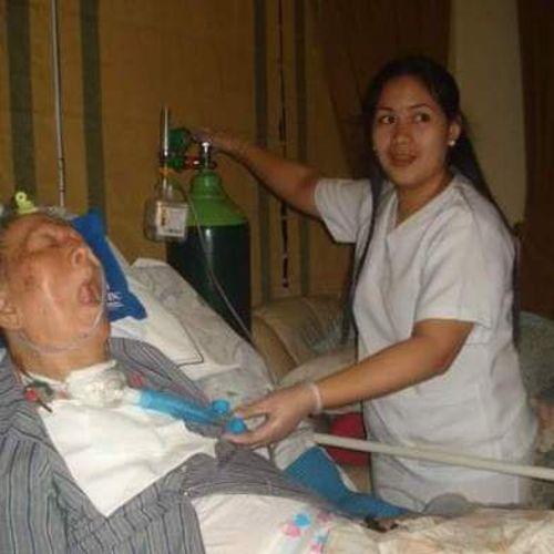 Available: compassionate Elderly Caregiver in philippines... i am very caring for my patient, trustworthy and responsible.
