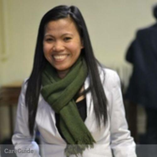 Canadian Nanny Provider Sharon L's Profile Picture