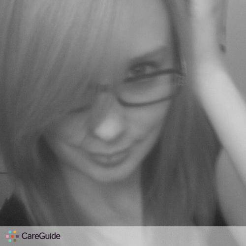 Child Care Provider Sarah G's Profile Picture