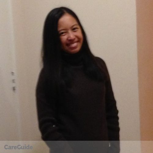 Canadian Nanny Provider Mildred Santos Zabate's Profile Picture