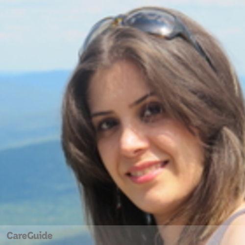 Canadian Nanny Provider Laya F's Profile Picture