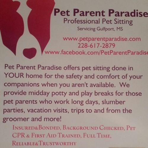 Pet Care Provider Pet P Gallery Image 2