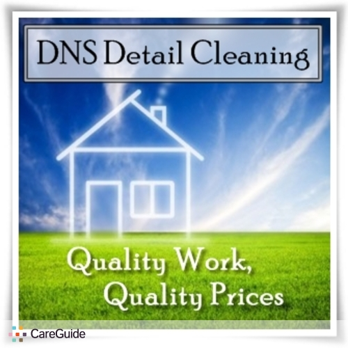 Housekeeper Provider DNS Detail Cleaning's Profile Picture