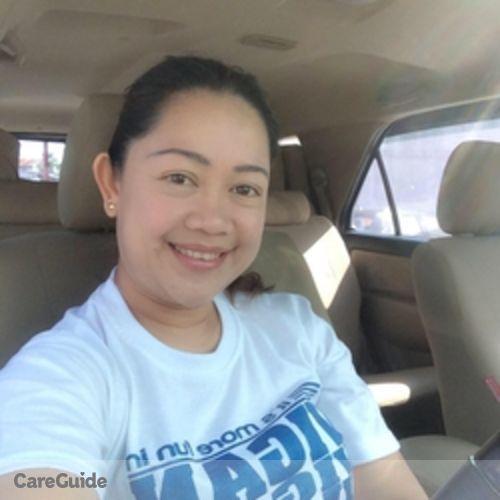 Canadian Nanny Provider Geraldine Lat's Profile Picture