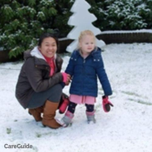 Canadian Nanny Provider LEa Monteron's Profile Picture