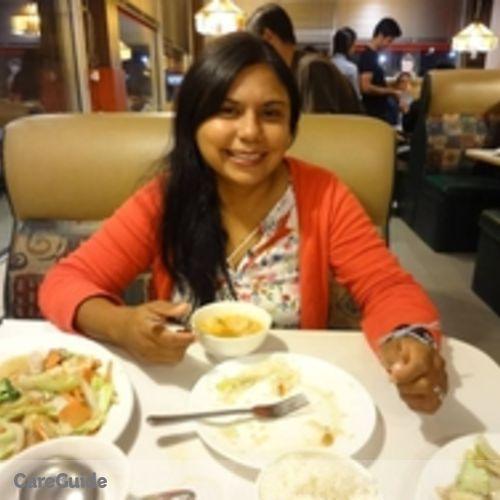 Canadian Nanny Provider Monica R's Profile Picture