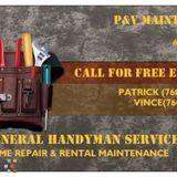 Handyman in Barstow