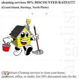 House Cleaning Company, House Sitter in Grand Island