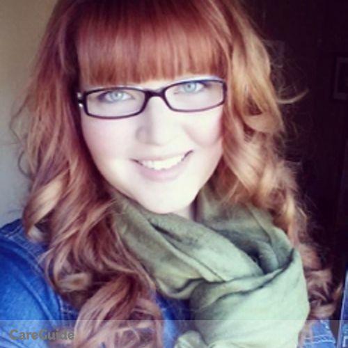 Canadian Nanny Provider Teagan Stone's Profile Picture