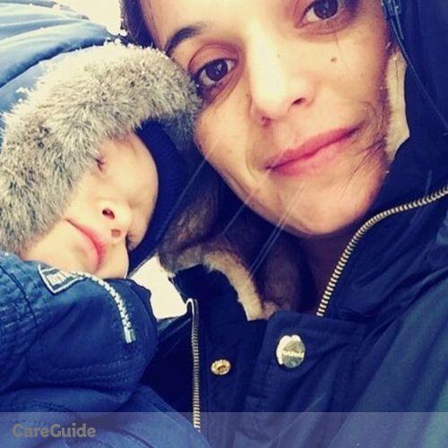 Canadian Nanny Provider Mariana Pereira's Profile Picture