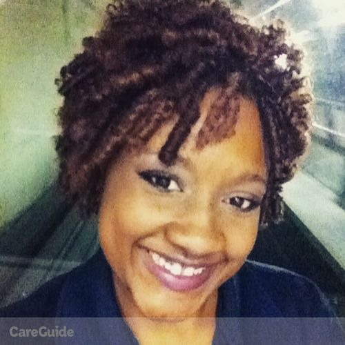 Housekeeper Provider Jazmain Tommie's Profile Picture