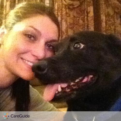Pet Care Provider Tia U's Profile Picture