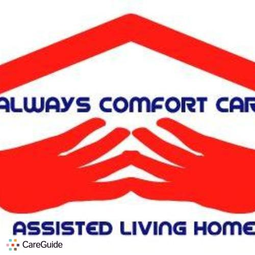 Myra Authorlee Always Comfort Care Assisted Living Home