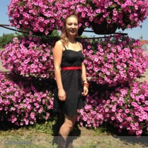 Canadian Nanny Provider Jenna Obleman's Profile Picture