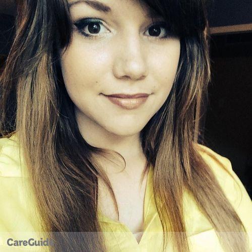 Canadian Nanny Provider Christina H's Profile Picture