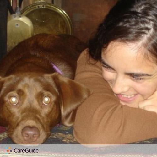 House Sitter Provider Alicia DeLeon's Profile Picture