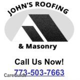 John's roofing and Masonary affiliated Roofing at a affordable price