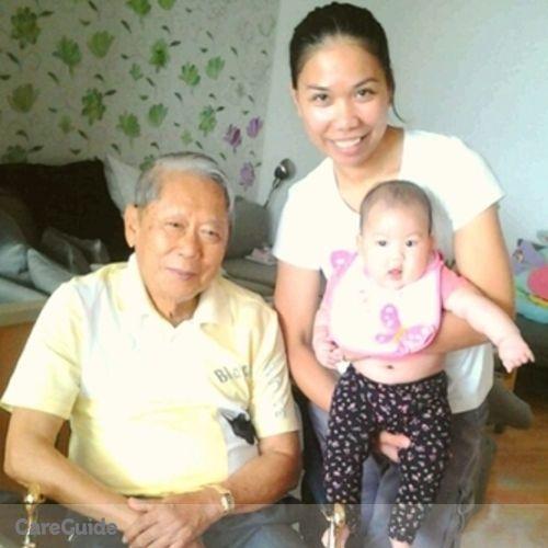Elder Care Provider Kayneth Baruiz's Profile Picture