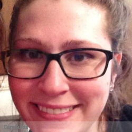Canadian Nanny Provider Blair M's Profile Picture