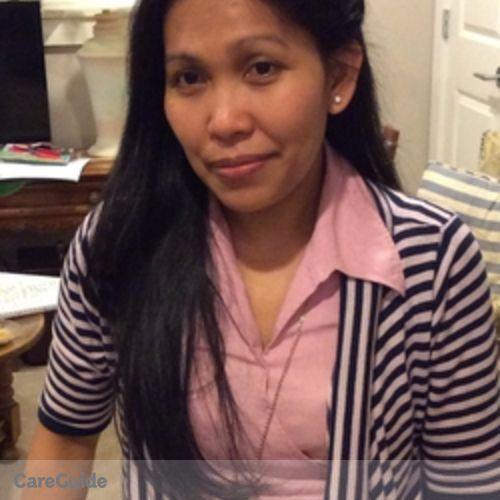 Canadian Nanny Provider Arlene Siena's Profile Picture