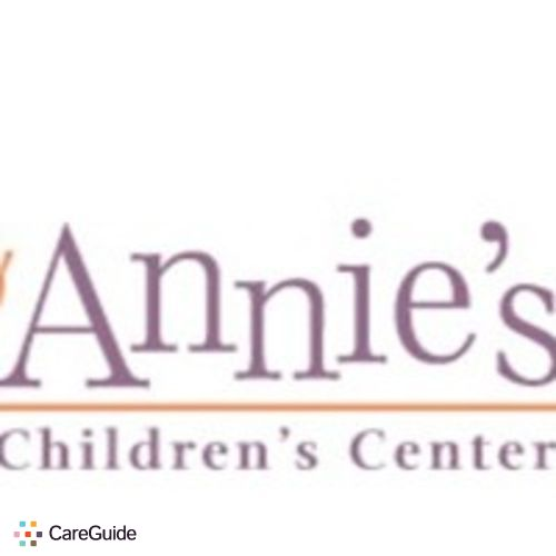 Child Care Job Annie's Children's Center's Profile Picture