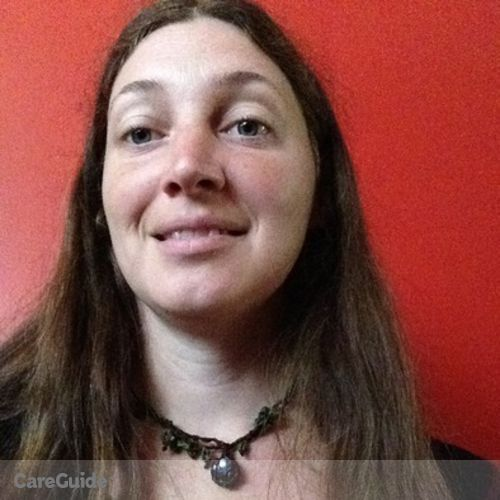 Canadian Nanny Provider Sarah Martineau's Profile Picture
